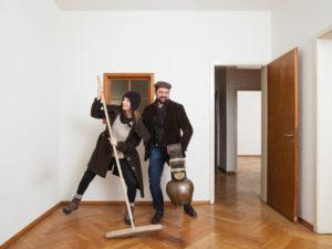 Konzert an der Schwelle ihrer Haustüre oder in ihrem Garten oder Treppenhaus...
