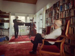 Wohnzimmerkonzert - Sointu Music